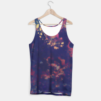 Thumbnail image of Flowery Abstract Tank Top, Live Heroes