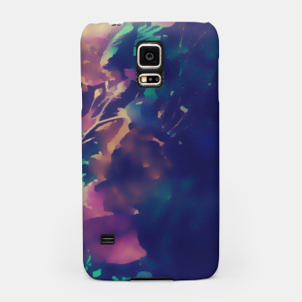 Thumbnail image of Flowery Abstract Pastel Samsung Case, Live Heroes