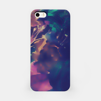 Thumbnail image of Flowery Abstract Pastel iPhone Case, Live Heroes