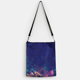 Thumbnail image of Flowery Abstract Pastel Handbag, Live Heroes
