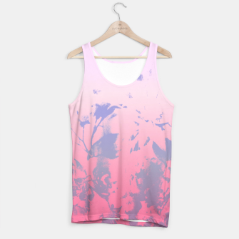 Thumbnail image of Flowery Ombre Tank Top, Live Heroes