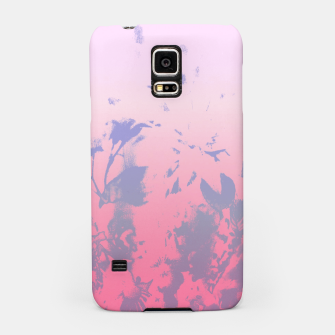 Thumbnail image of Flowery Ombre Samsung Case, Live Heroes