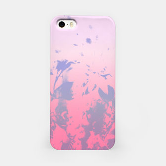 Thumbnail image of Flowery Ombre iPhone Case, Live Heroes