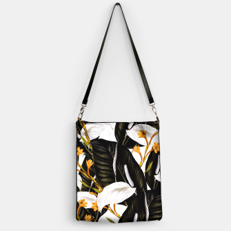 Thumbnail image of Exotic botanical pattern 02 Bolso, Live Heroes