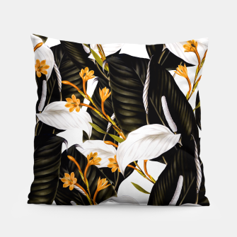 Thumbnail image of Exotic botanical pattern 02 Almohada, Live Heroes