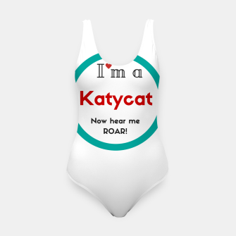 Thumbnail image of I'm a KatyCat now hear me Roar KatyPerry Swimsuit, Live Heroes