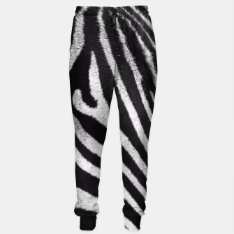 Thumbnail image of Zebra Sweatpants, Live Heroes