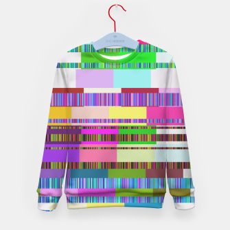 Thumbnail image of ERROR Kid's Sweater, Live Heroes