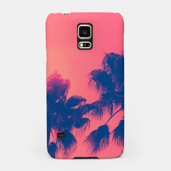 Thumbnail image of Sunset Palmtrees Samsung Case, Live Heroes