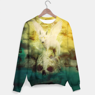 Thumbnail image of The White Wolf Sweater, Live Heroes