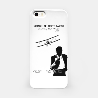 Miniature de image de North by Northwest by Alfred Hitchcock Obudowa iPhone, Live Heroes