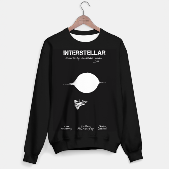 Miniaturka Interstellar by Christopher Nolan Bluza standard, Live Heroes