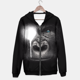 Thumbnail image of The Gorilla Hoodie, Live Heroes