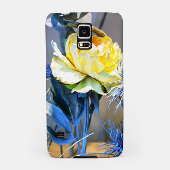 Thumbnail image of Artificial Yellow Flower Étui pour Samsung, Live Heroes