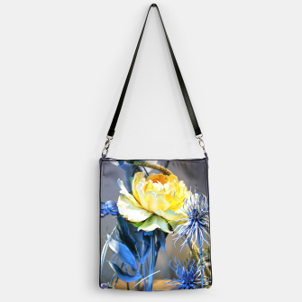 Thumbnail image of Artificial Yellow Flower Sac à main, Live Heroes