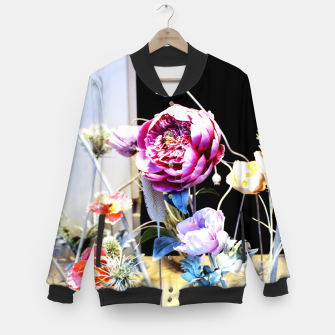 Thumbnail image of Artificial Flowers Veste de baseball, Live Heroes