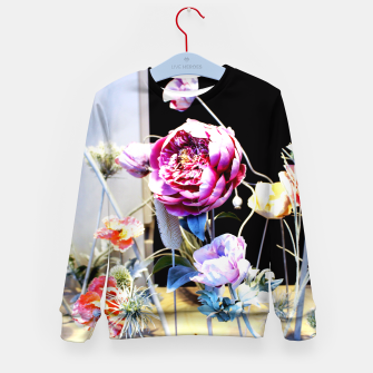 Thumbnail image of Artificial Flowers Enfantin Sweat-shirt, Live Heroes