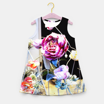 Thumbnail image of Artificial Flowers Robe de fille d'été, Live Heroes
