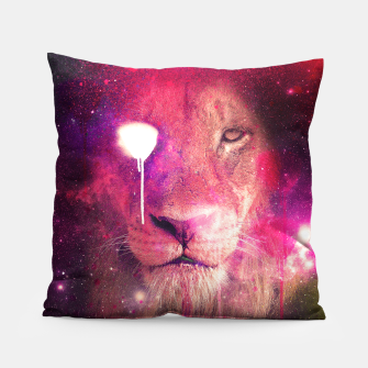 Miniaturka Lion Pillow, Live Heroes