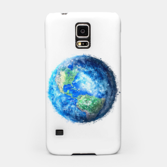Thumbnail image of Earth Painting Samsung Case, Live Heroes