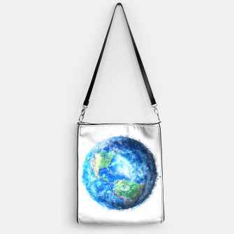 Thumbnail image of Earth Painting Handbag, Live Heroes