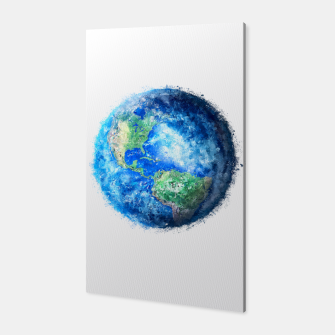 Thumbnail image of Earth Painting Canvas, Live Heroes