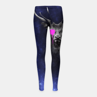 KING STAG Girl's Leggings thumbnail image