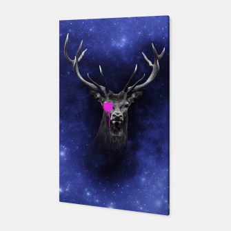 Miniatur KING STAG Canvas, Live Heroes