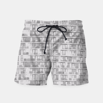 Thumbnail image of Building Swim Shorts, Live Heroes