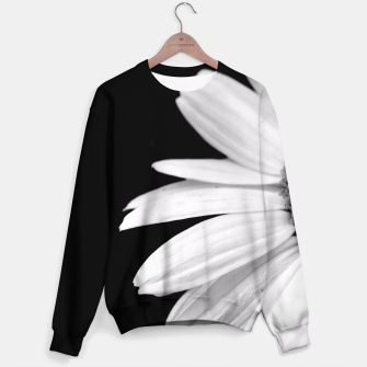 Thumbnail image of Half Daisy In Black And White Sweater, Live Heroes