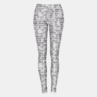 Miniatur Building Leggings, Live Heroes