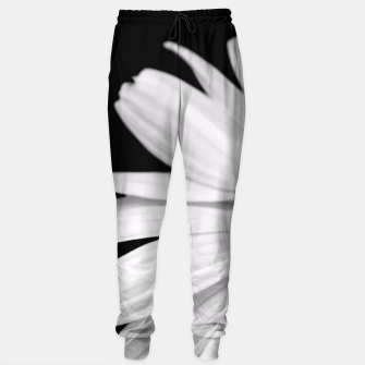 Thumbnail image of Half Daisy In Black And White Sweatpants, Live Heroes