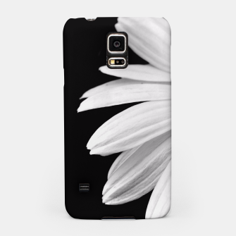 Thumbnail image of Half Daisy In Black And White Samsung Case, Live Heroes