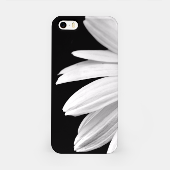 Thumbnail image of Half Daisy In Black And White iPhone Case, Live Heroes