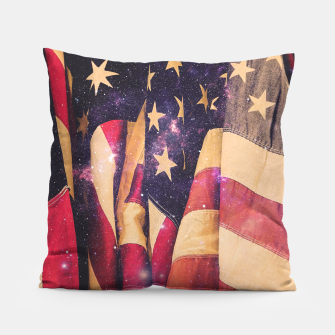 Thumbnail image of TEAM MERICA Pillow, Live Heroes