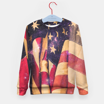 Miniaturka TEAM MERICA Kid's Sweater, Live Heroes