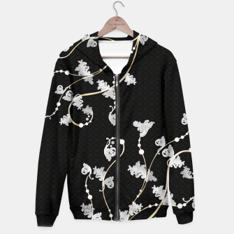 Thumbnail image of Baroque & Japanesque decoration  Hoodie, Live Heroes