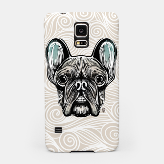 Miniaturka French Bulldog Smilling Samsung Case, Live Heroes