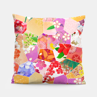 Miniatur Origami Pillow, Live Heroes
