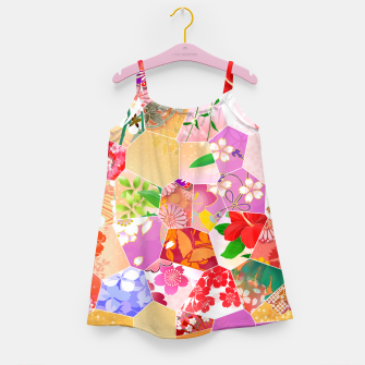 Miniatur Origami Girl's Dress, Live Heroes