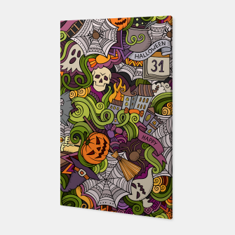 Thumbnail image of Halloween Canvas, Live Heroes