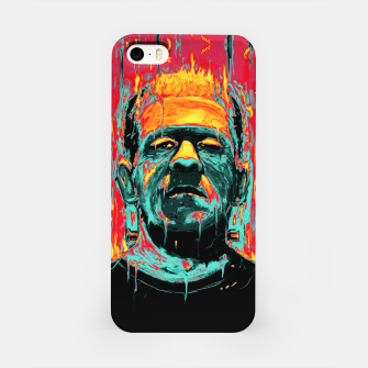 Frankenstein iPhone Case Bild der Miniatur