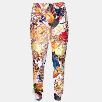 Thumbnail image of Rustic Floral Sweatpants, Live Heroes