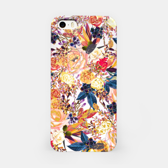 Thumbnail image of Rustic Floral iPhone Case, Live Heroes