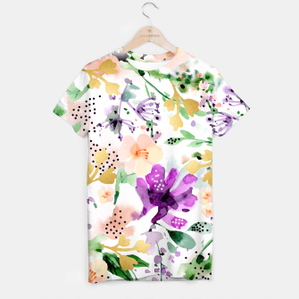 Thumbnail image of Violet T-shirt, Live Heroes