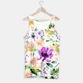 Thumbnail image of Violet Tank Top, Live Heroes