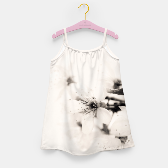 Thumbnail image of Monochrome Blossoms Close-up Girl's Dress, Live Heroes