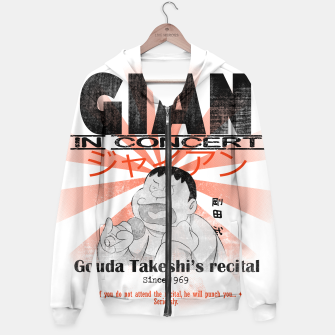 Thumbnail image of Gian in concert Sudadera con capucha, Live Heroes