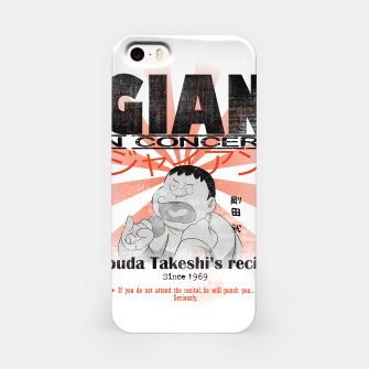 Thumbnail image of Gian in concert Carcasa por Iphone, Live Heroes