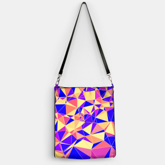Thumbnail image of Abstract Colorful Low Poly Pattern Handbag, Live Heroes